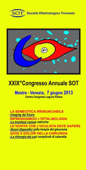 XXIX Congresso SOT